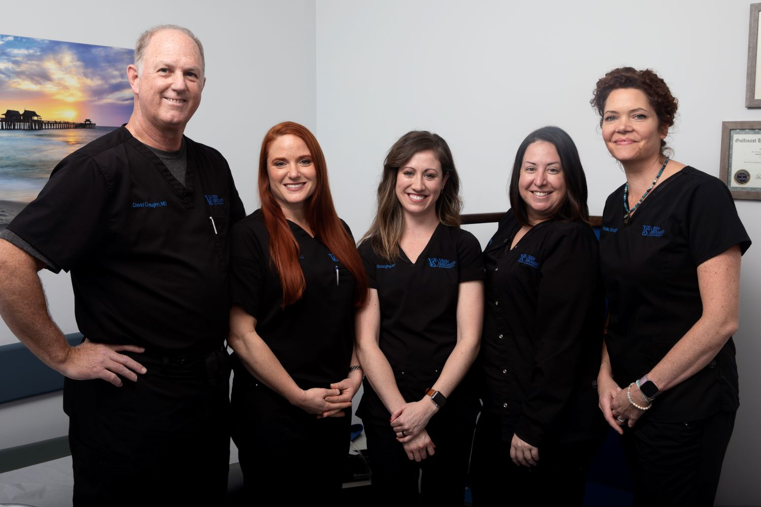 Intravenous Ultrasound, Vein Specialists of the Carolinas